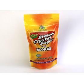 有機廚坊手造紅冰糖(600g/包)