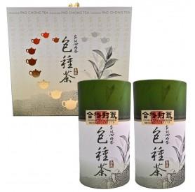 南港包種茶禮盒 (150gx2罐/盒)