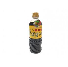 屏大薄鹽醬油(非基改) 710ml/瓶