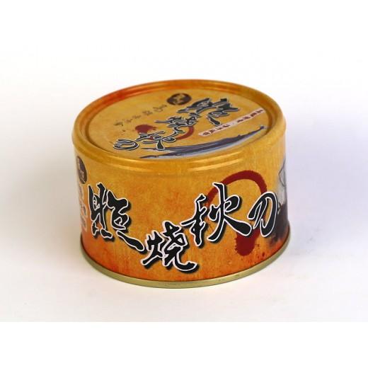 高雄區漁會照燒秋刀魚 (220g/罐)