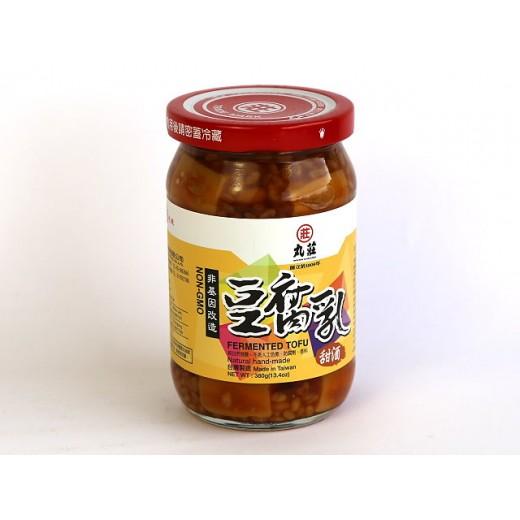 丸莊甜酒豆腐乳(非基改) (380g/罐)
