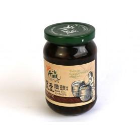 下營區農會黑豆蔭豉 (380g/罐)