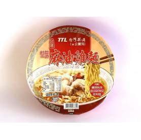 台酒麻油雞麵 (200g/碗)