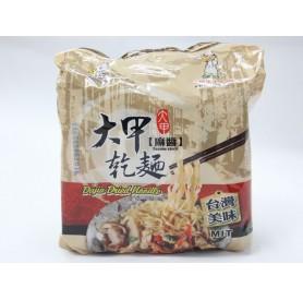 大甲麻醬乾麵110g*4入/包