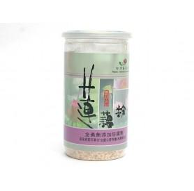 白河區農會蓮藕粉 (300g/罐)