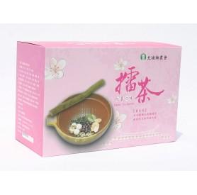 北埔鄉農會紅棗擂茶 (37.5g x16入/盒)