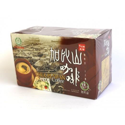 古坑鄉農會三合一即溶咖啡(17g*18包/盒)