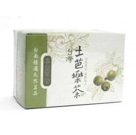 蔴鑽農坊土芭樂袋茶 (3.5g*15包/盒)