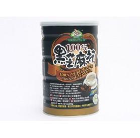 有機廚坊100%黑芝麻粉 (500g/罐)