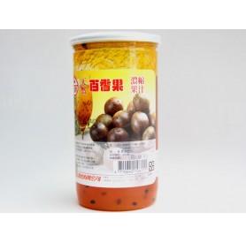 台農天然百香果濃縮果汁 (850g/瓶)