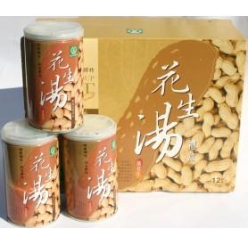 雲林縣農會花生湯禮盒320g*12罐/盒