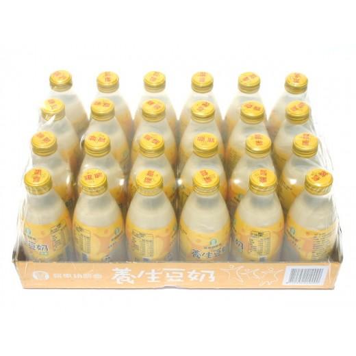 羅東鎮農會養生豆奶 (245ml x24罐/箱)