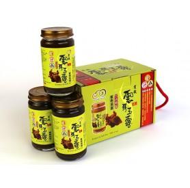 宜芳有機低糖雲耳玉露禮盒 (150ml x6入/盒)