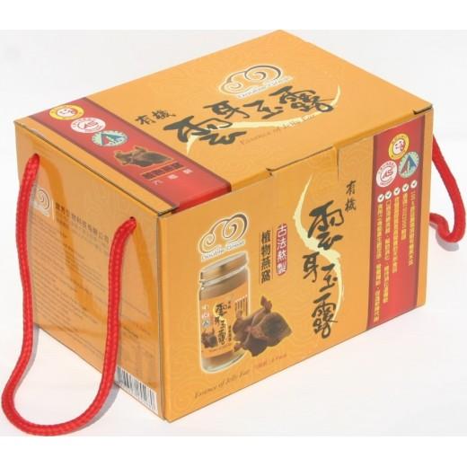 宜芳有機雲耳玉露禮盒 (150ml x6入/盒)