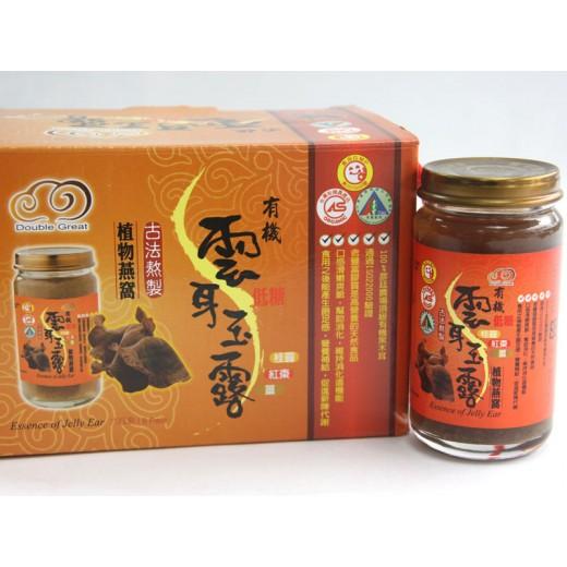 宜芳桂圓紅棗薑低糖雲耳玉露 (150ml x6入/盒)
