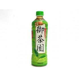 御茶園日式綠茶(無糖) (500ml/瓶)