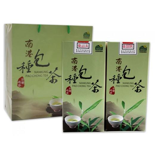 南港區農會優良包種比賽茶 (300g x2罐/組)