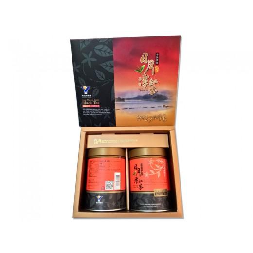 魚池鄉農會台茶21號(紅韻)禮盒 (50g x2罐/盒)