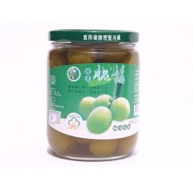 楠西梅嶺脆梅 (380g/罐)