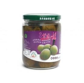 楠西梅嶺紫蘇梅 (380g/罐)