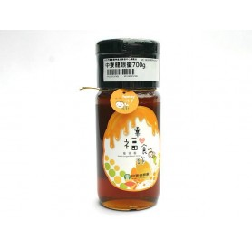 中寮鄉農會龍眼蜂蜜 (700g/瓶)