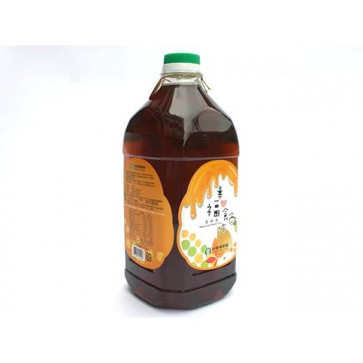 中寮鄉農會龍眼蜂蜜 (3000g/桶)