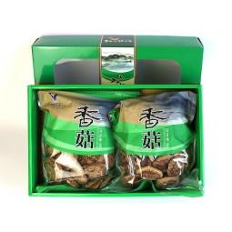 魚池鄉農會大朵香菇禮盒 (200g x2入/盒)
