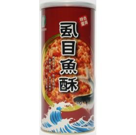 台南市農會虱目魚酥 (300g/罐)