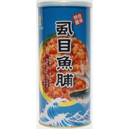 台南市農會虱目魚脯 (300g/罐)