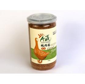 下營區農會原味鵝肉鬆 (250g/罐)