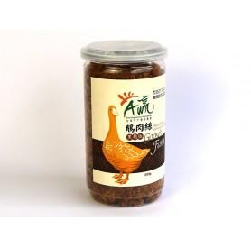 下營區農會黑胡椒鵝肉絲 (300g/罐)