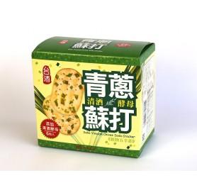 台酒清酒酵母青蔥蘇打 (20g x6包/盒)
