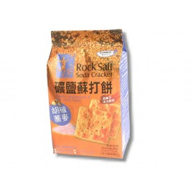 礦鹽蘇打餅胡椒蕎麥