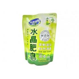 南僑水晶肥皂液體補充包 (1600ml/包)