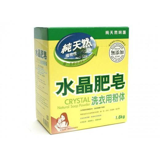 南僑水晶肥皂粉體 (1.6kg/盒)