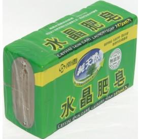 南僑水晶肥皂6入