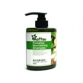 麻豆區農會柚花洗髮乳 (400ml/瓶)