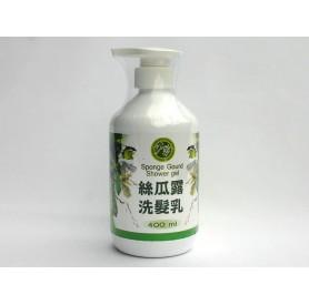 中埔鄉農會絲瓜洗髮精 (400ml/瓶)