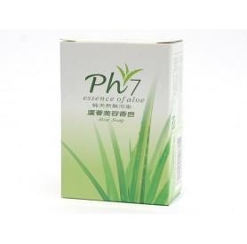 澎湖縣農會蘆薈美容香皂 (100g/塊)