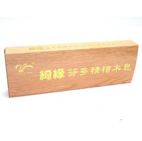 芬多精檜木透明美容香皂 (100gx3塊/盒)