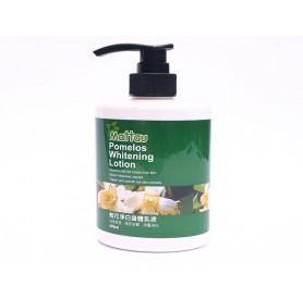 麻豆區農會柚花淨白身體乳液 (400ml/瓶)
