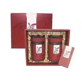 木柵區農會韻紅紅茶禮盒