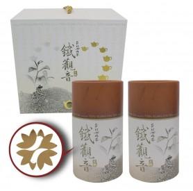木柵鐵觀音茶禮盒 (300g x2罐/盒)