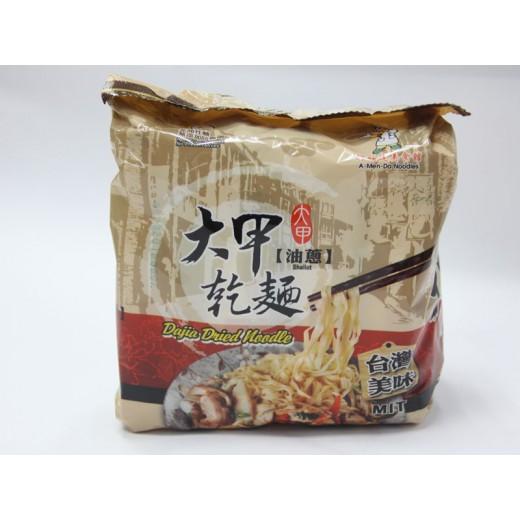 大甲油蔥乾麵 (110g*4入/包)*16入/箱