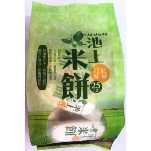 池上鄉農會紅藜米餅 (75g/包)