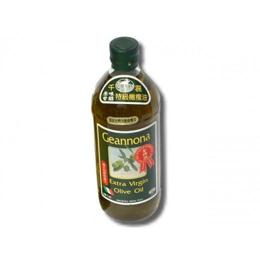 千磊原味甘醇特級橄欖油(1L)