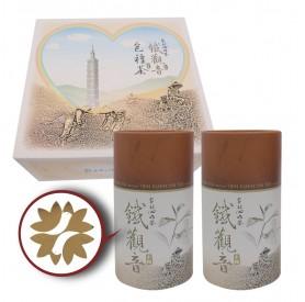 木柵鐵觀音茶禮盒 (150g x2罐/盒)