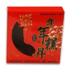 紅豆年糕 480g/盒