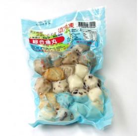 正香鮮綜合魚丸300g/包
