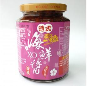 菊之鱻港式海鮮XO醬450g 微辣